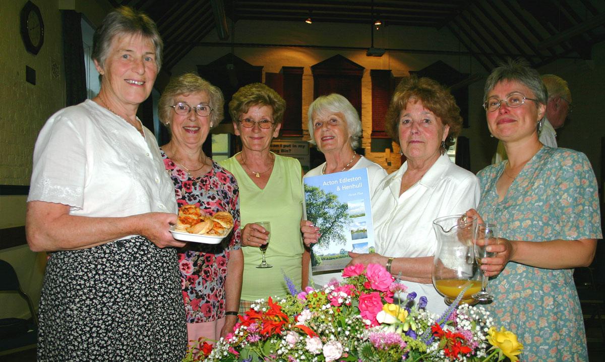 parish members