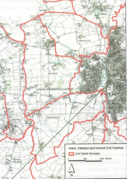 Acton Neighbourhood plan